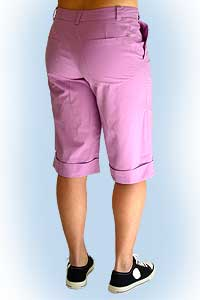 Alice shorts lilac<br><b>nog in 36 38 44</b>