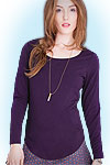 Amber purple<br><b>nog in XXL</b>