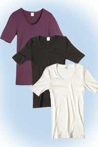 Babette undershirt<br>multiple colours