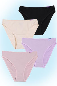 Clair slip<br>multiple colours