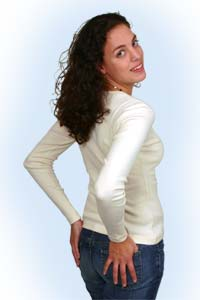 Diana natural<br><b>nog in XL</b>