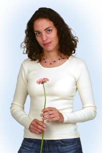 Diana natural<br><b>nog in M, XL</b>