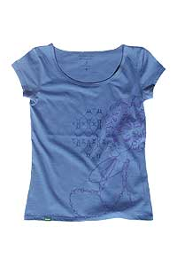 Dina blue<br><b>nog in M en L</b>