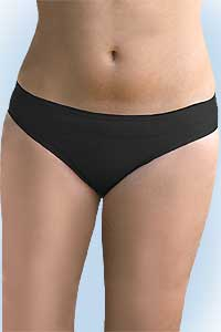 Ernelle slip black<br><b>nog in 38, 42</b>