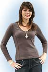 Francis brown - verkleurd<br><b>nog in XS</b>