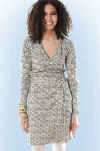 Gaby dress print<br><b>nog in M, L, XL</b>