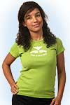 Georgina limegreen<br><b>in L=M en XL=L</b>
