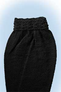 Heidy black alpaca<br><b>nog in M en L</b>