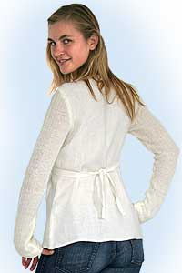 Jasmine natural<br><b>nog in XL</b>