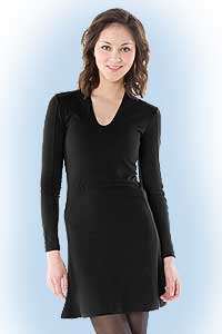 Jerry dress black
