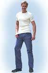 Kyle jeansblue<br><b>nog in 30&quot;</b>