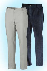 Miranda pants<br><b>in denimblack 44</b>
