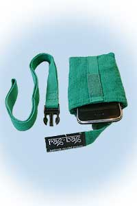 Mobilebaggy green