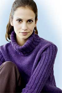 Nancy grey mix<br><b>nog in L, XL</b>