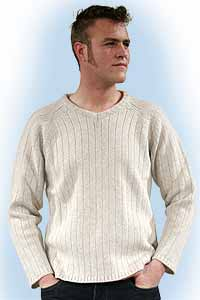 Onno 100%wool natural<br><b>nog in 48 en 52</b>