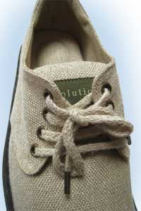 Ecolution Oxfords natural<br><b>nog in 40, 44</b>
