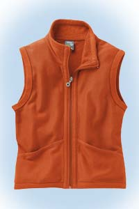 Pam bodywarmer<br><b>nog in orange M</b>