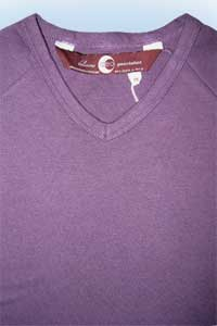 Raglan purple<br><b>nog in M en XL</b>
