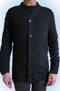 Rox black<br><b>nog in M, L, XL</b>
