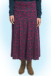 Ruth skirt pink<br><b>nog in L</b>