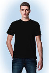 Sam basic shirt black