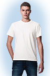 Sam basic shirt ecru<br><b>nog in XL, XXL</b>