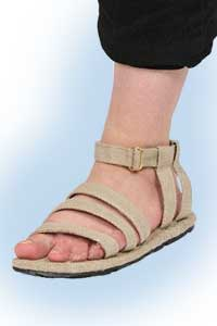 Ecolution Sandals natural<br><b>nog in 40</b>