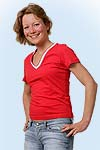 Suzy red<br><b>nog in XS</b>