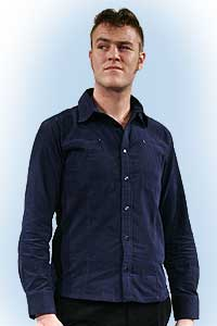 Xavier darkblue<br><b>nog in M, XL</b>
