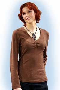 Zoe brown<br><b>nog in 40,44,46,48</b>